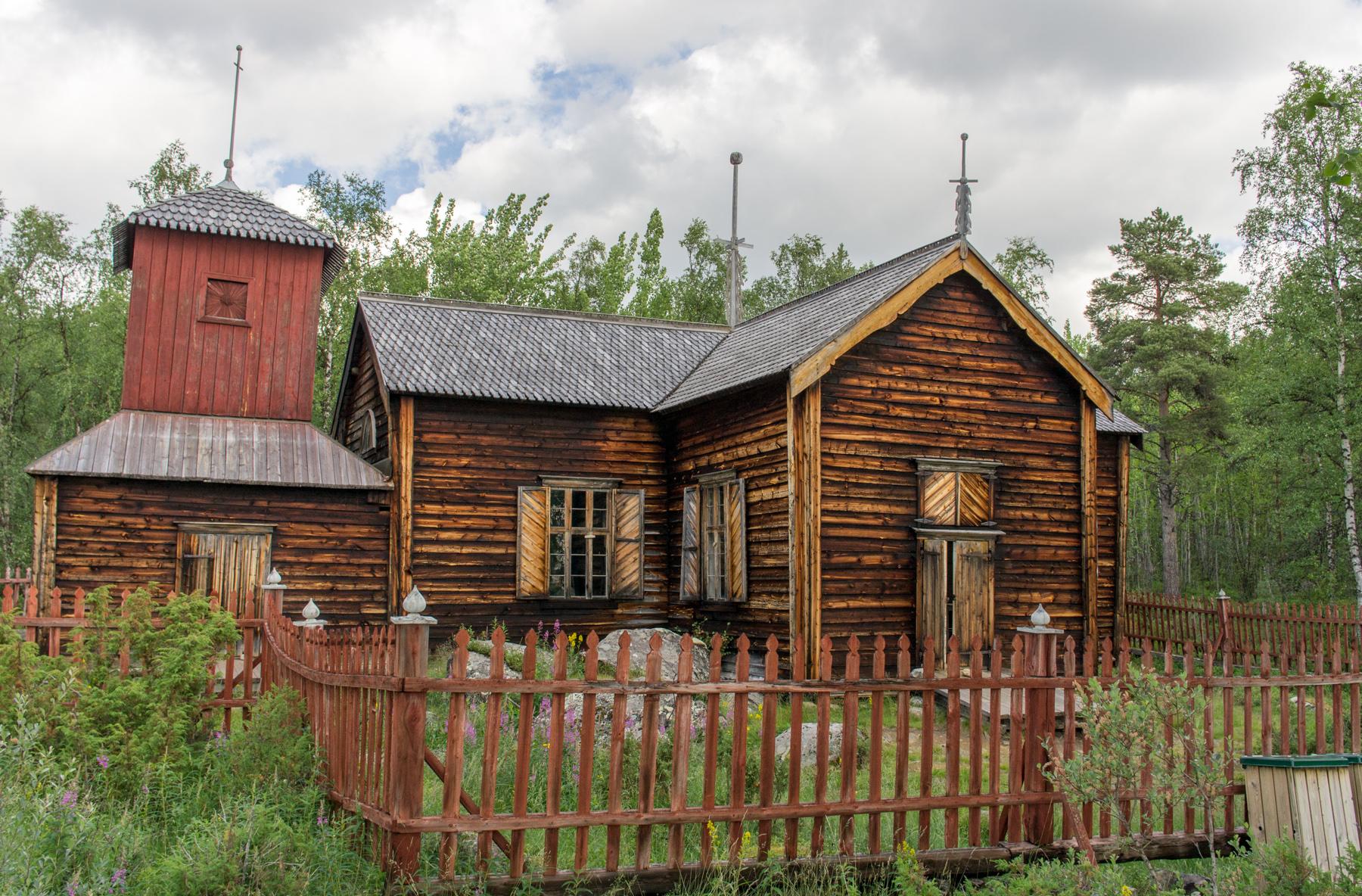 Wilderness Church - Flickr Link