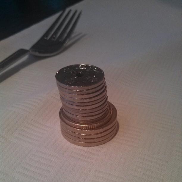 $20AUD in Norwegian silver change.