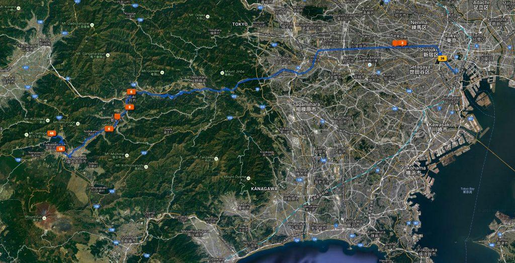 Our trip to Fujikawaguchiko